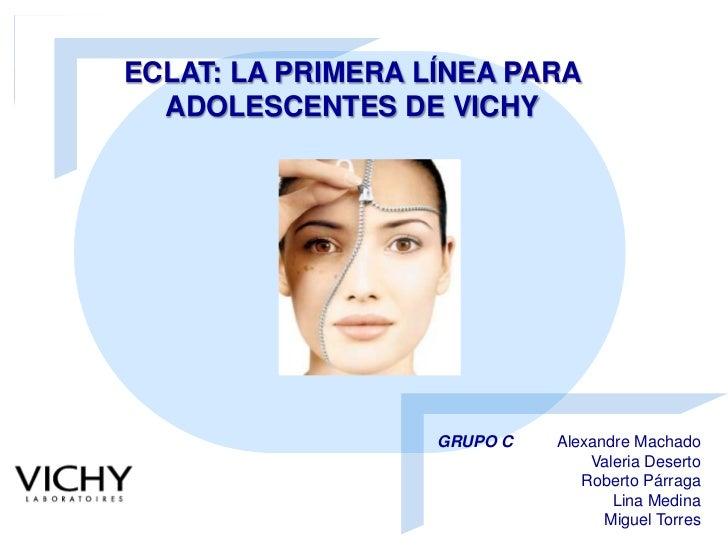 Vichy marketing plan