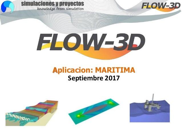Aplicacion: MARITIMA Septiembre 2017