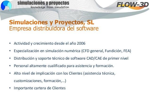 Presentación FLOW3D - Aplicaciones MARITIMAS 2017 Slide 3