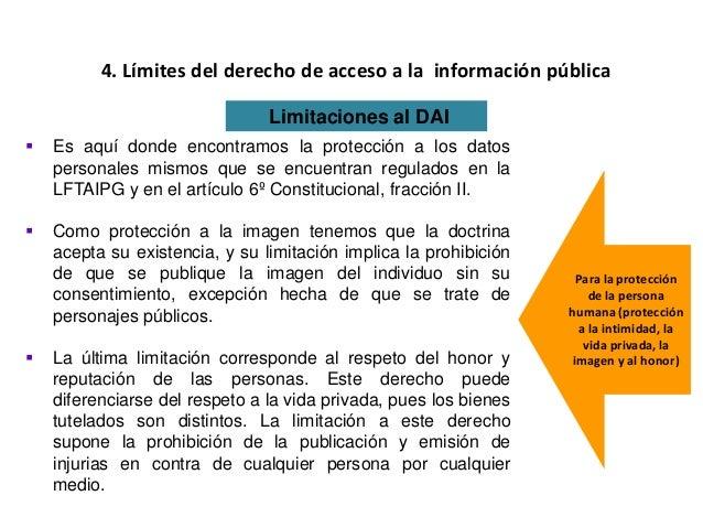  Es aquí donde encontramos la protección a los datos personales mismos que se encuentran regulados en la LFTAIPG y en el ...