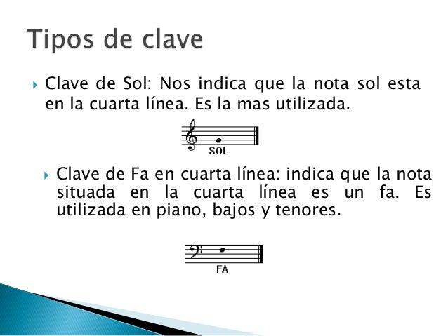Breve introducción a la teoría musical