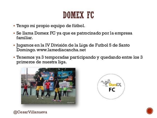 Presentación Fútbol - Exprésate  Aplicación IE César Villanueva Slide 3