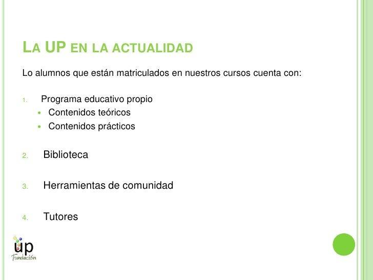 Acto de presentación de la Fundación Educativa Universidad de Padres<br />