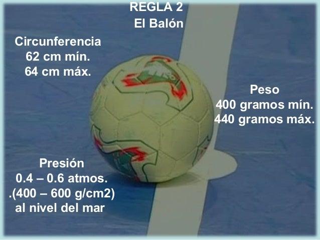 Taller futsal for 10 reglas del futbol de salon