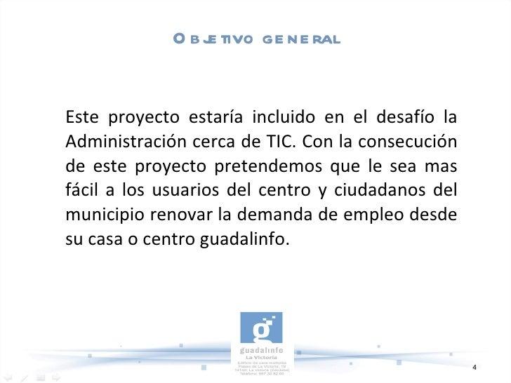 Presentaci n gestiona tu demanda en guadalinfo for Renovar demanda de empleo con certificado digital
