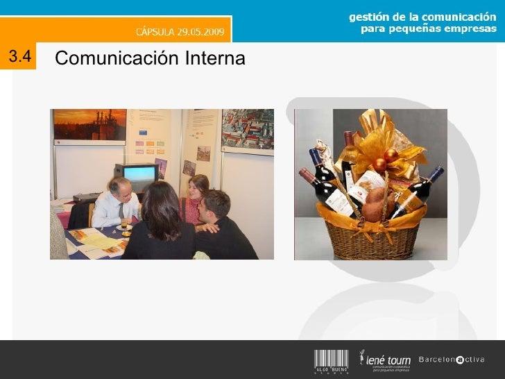 Comunicación Interna 3.4
