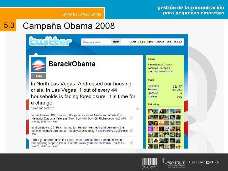 Campaña Obama 2008 5.3
