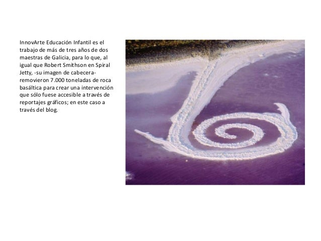 Presentación InnovArte Educación Infantil Slide 2