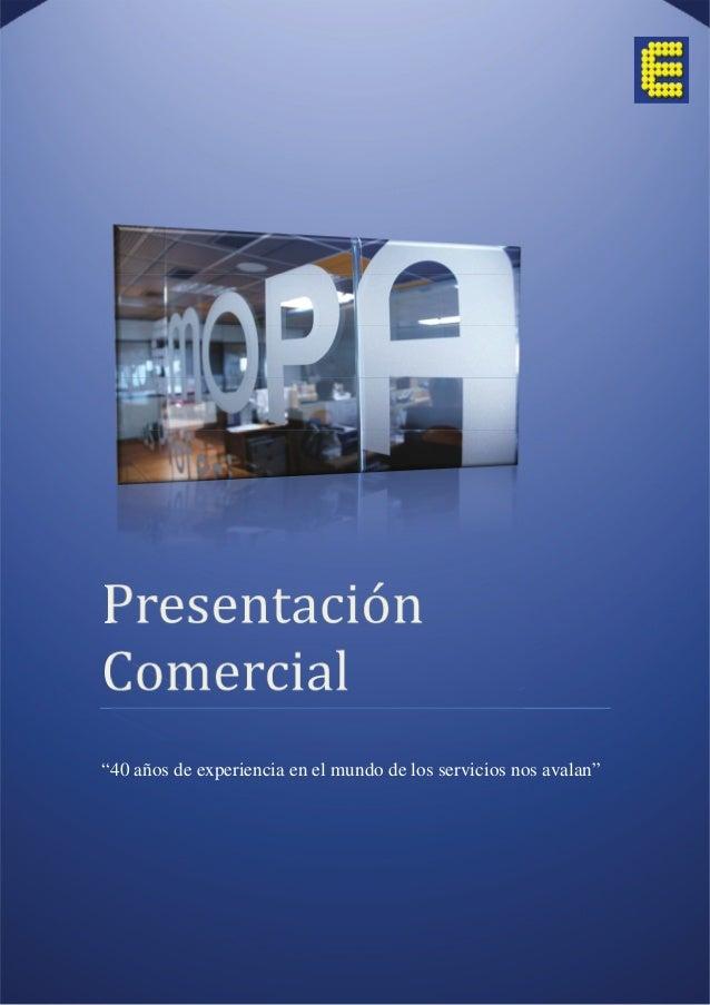 """PRESENTACION COMERCIAL                 30 OCTUBRE 2012          *5832      (023$ 6LVWHPDV 3URIHVLRQDOHV""""‡•‡–ƒ…‹'ƴ  '‡""""…..."""