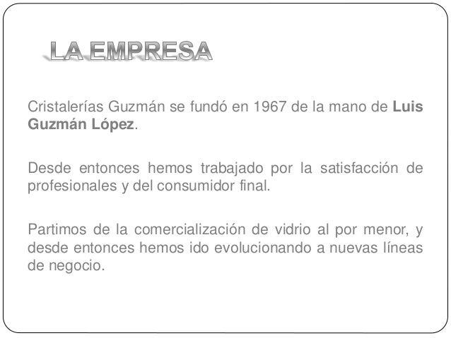 Guzmán. Cristalerías y carpinterías de aluminio en Sevilla. Slide 2