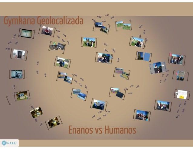 Enanos vs Humanos