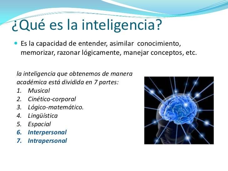 INTELIGENCIA EMOCIONAL -  Daniel Goleman Slide 2