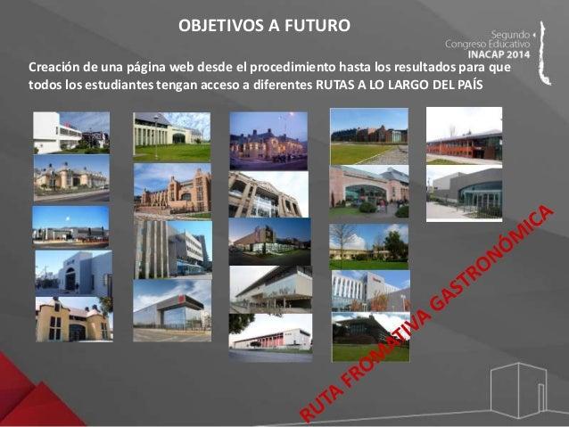 Congreso Educativo INACAP 2014 - Marcela Alarcón