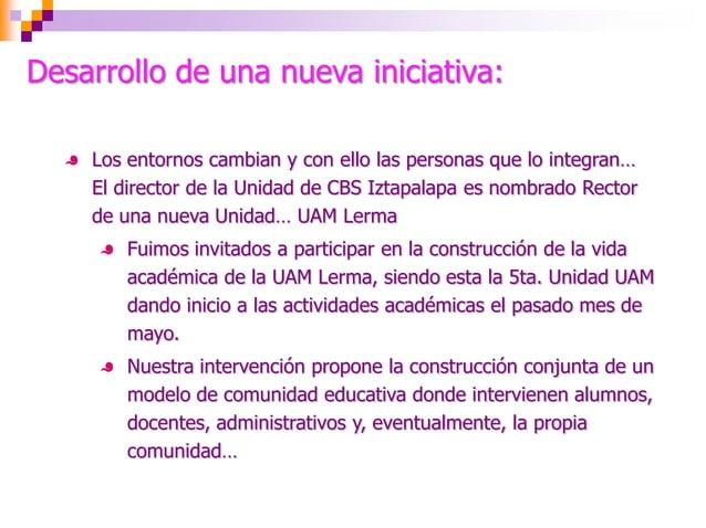 Objetivo general     La construcción conjunta de una metodología     de intervención educativa que permita que los     pri...