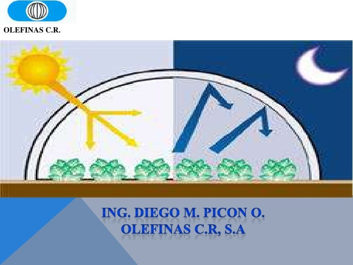 OLEFINAS C.R.
