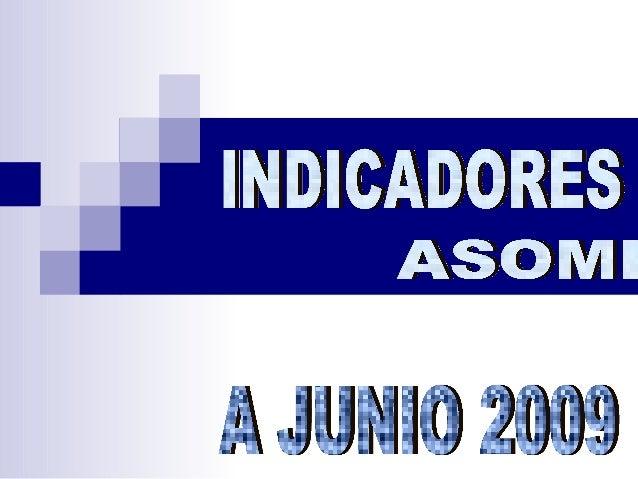 INSTITUCIONES MICROFINANCIERAS ASOCIADAS EN ASOMI                                                               DATOS DE C...