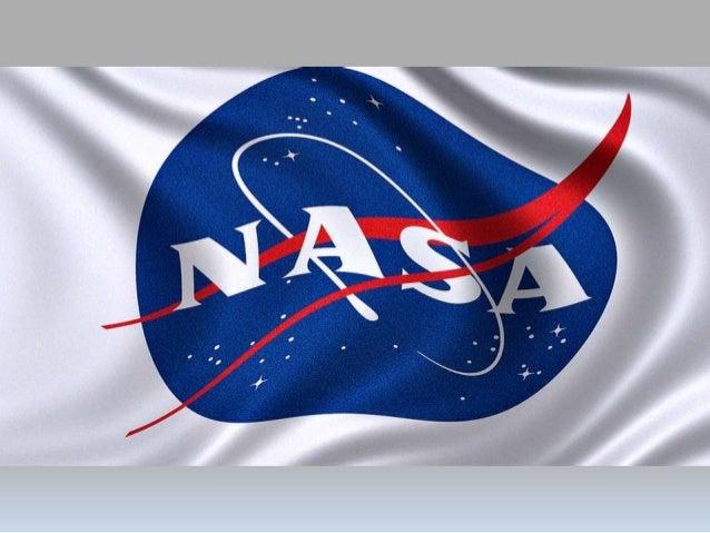 • La Nasa creo un súper-robot astronauta 2012 • Experimento vergOne suministra verduras frescas 2013 • Impresora 3D2014 • ...