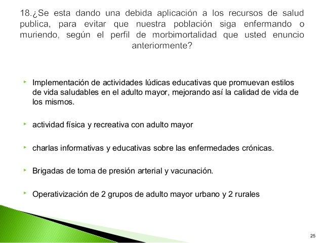    Implementación de actividades lúdicas educativas que promuevan estilos    de vida saludables en el adulto mayor, mejor...