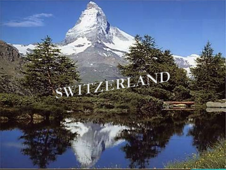 SWITZERLAND<br />