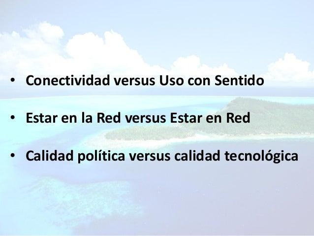 Tecnología y Gobierno Abierto (Montevideo) Slide 2