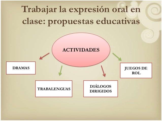 La lengua oral en el segundo ciclo de educaci n infantil for Trabajar en marina d or