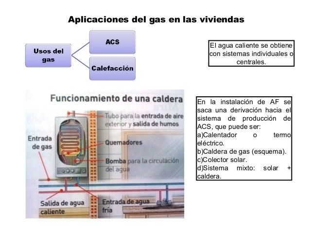 El agua caliente se obtiene con sistemas individuales o centrales. En la instalación de AF se saca una derivación hacia el...