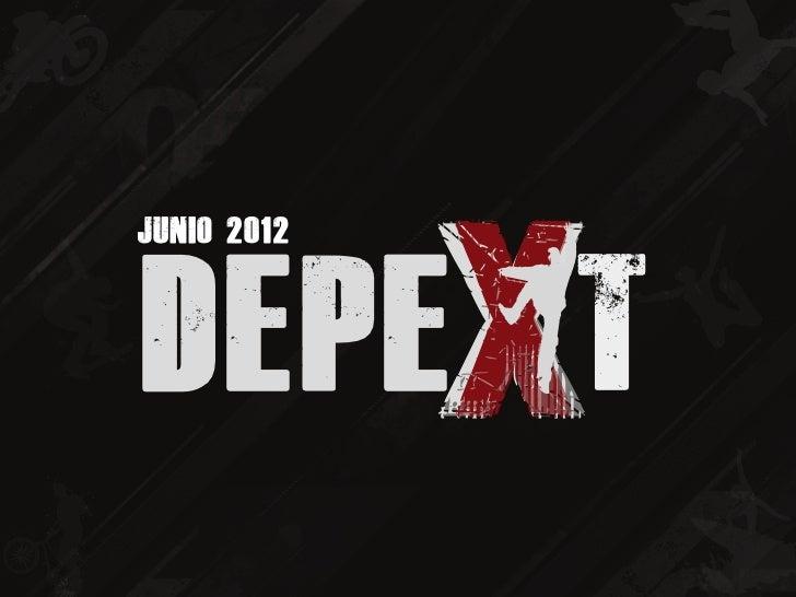 xdepextJUNIO 2012   x             x    d