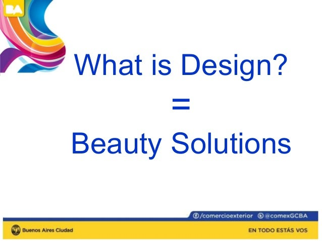 Solutions …….  The goal of any design is to  solveneeds in different situations  Among those needs, designing covers  how ...