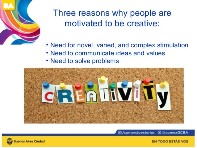 Social attitudes to creativity  The various types of human societies limit or enhance the  creativity of individuals and s...