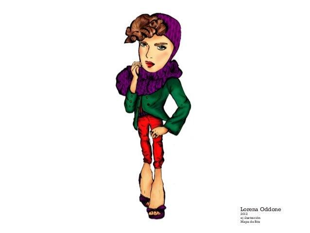 Lorena Oddone 2012 ej ilustración Mapa de Bits