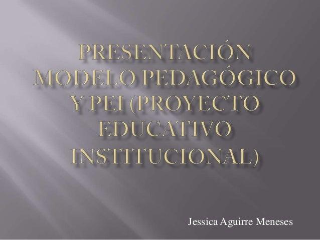 Jessica Aguirre Meneses