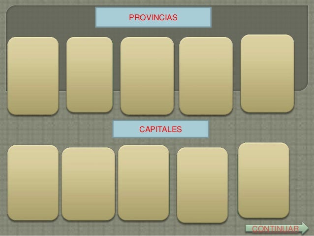 Juego Power Point 3 Provincias Ycapitales