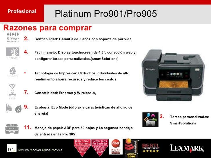 Lexmark pinnacle pro901 mac