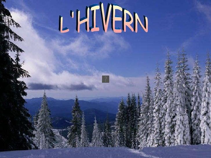 L'HIVERN