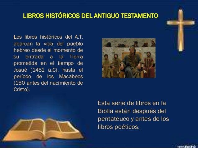 Presentación libros históricos final Slide 2