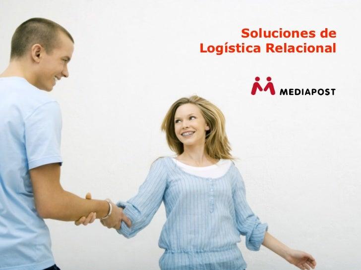 Soluciones deLogística Relacional