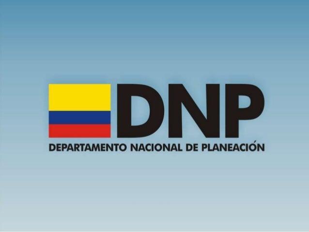 PLAN NACIONAL DE DESARROLLO 2010-2014                       TABLA DE CONTENIDO        Introducción        Diagnóstico     ...