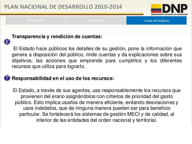DNP - Presentación anticorrupción