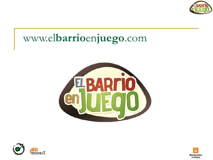www.el barrio en juego .com