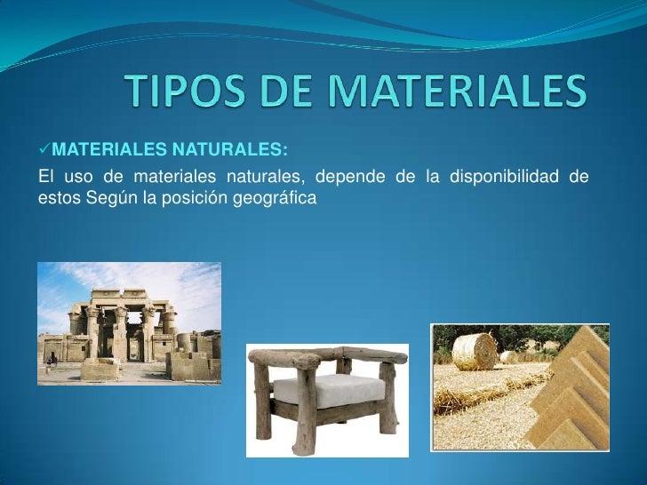 Materiales alternativos para la construccion - Tipos de materiales de construccion ...