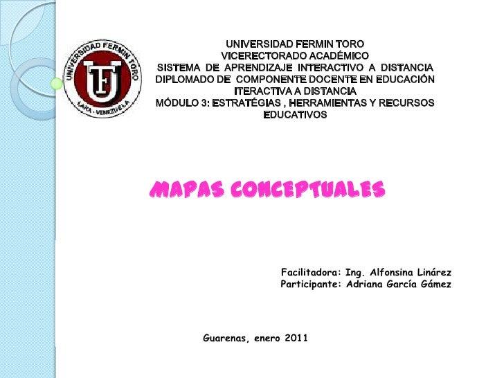UNIVERSIDAD FERMIN TORO<br />VICERECTORADO ACADÉMICO<br />SISTEMA  DE  APRENDIZAJE  INTERACTIVO  A  DISTANCIA<br />DIPLOMA...