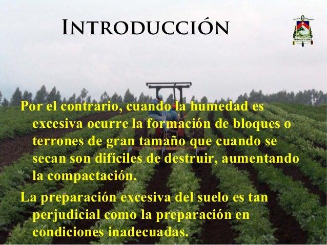 Presentación maquinaria agrícola - Laboreo del suelo Slide 3