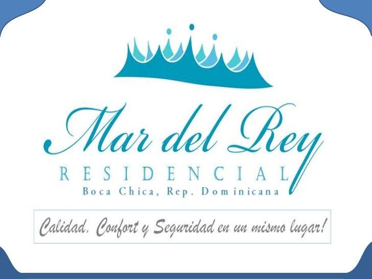 Mar del Rey Residencial- Boca Chica, Rep Dominicana-