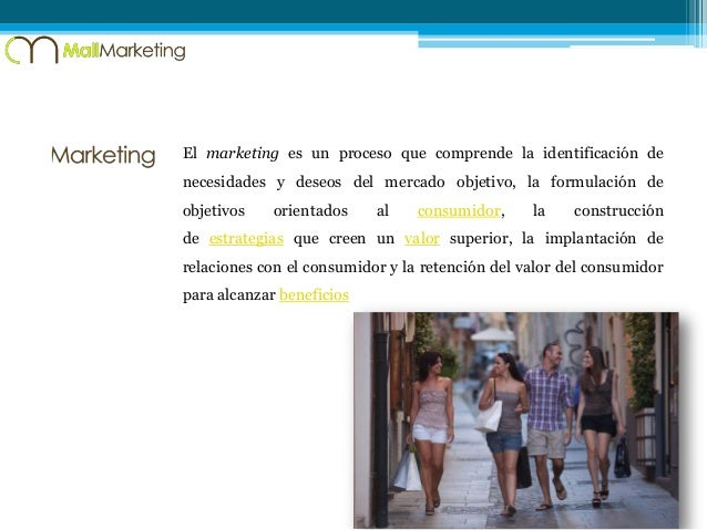 Presentación marketing Slide 2