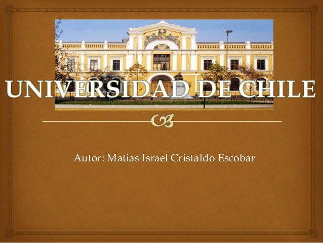 Autor: Matias Israel Cristaldo Escobar