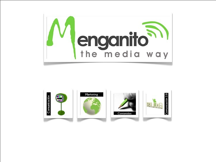 Factoría de contenidos                          Desarrollo de contenidos para webs, blogs e intranets                     ...