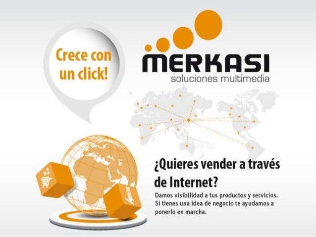 merkasi soluciones multimedia - tu empresa de diseño web en león