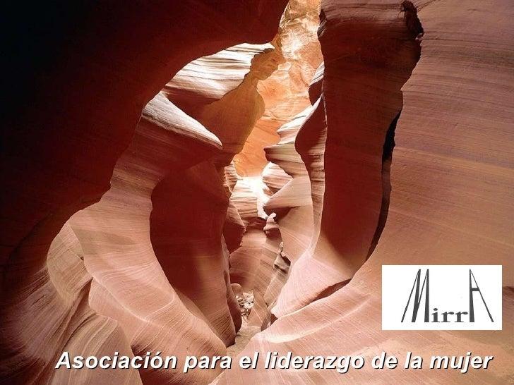 Asociación para el liderazgo de la mujer