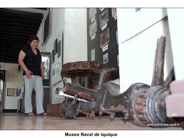 Museo Naval de Iquique