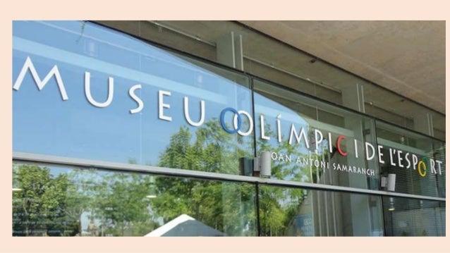 Presentaciónmuseo olimpico